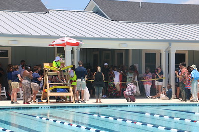 West County Aquatic Center Grand Opening