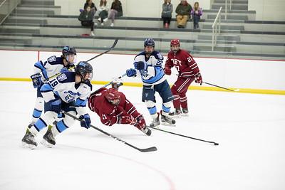 1/25/20: Boys' Varsity Hockey v Canterbury