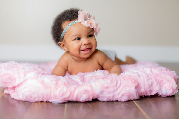 Madelyn's 3 Month Photos