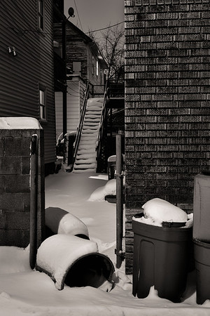 Big Snow, Little Italy - Jan 25, 2014
