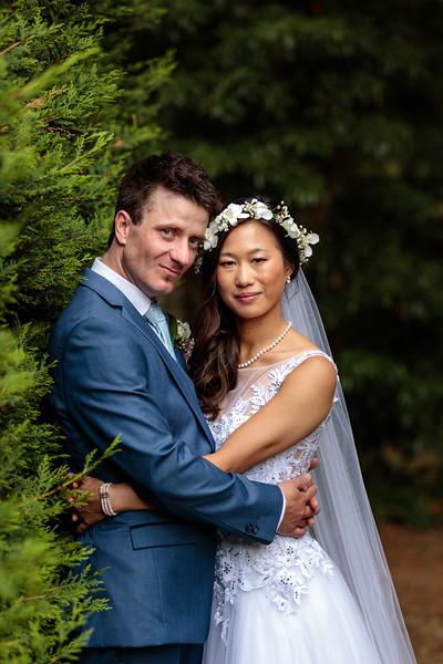Wennie and Alasdair - Wedding