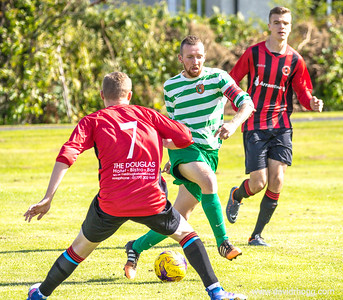 180909 Isle of Arran AFC vs Irvine No1 CSC