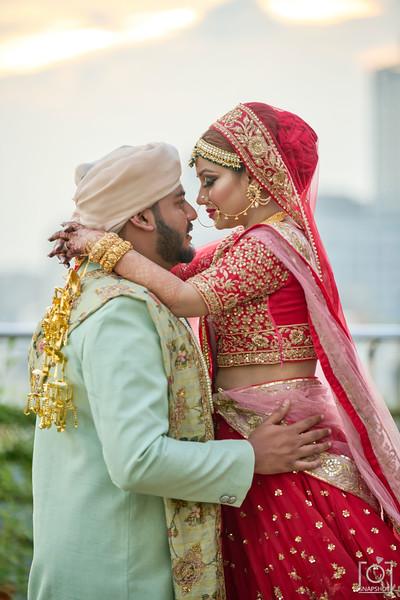 Reshad & Saika Nikkah