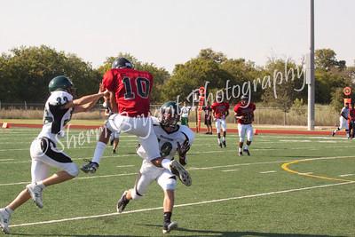 LHS JV Black vs Lake Dallas 9/16/10