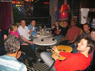 Scallywags - the Restaurant