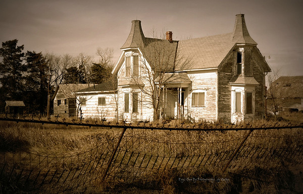 Nebraska Houses and Buildings with a History