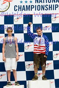 11-09 USAC MTB Nats DH Cat 1 Podiums