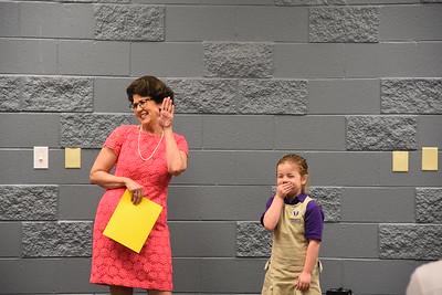 Kindergarten Attributes