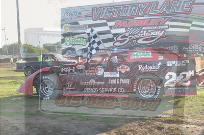 Eden-Piercy Memorial @ Fairbury 7/8/17