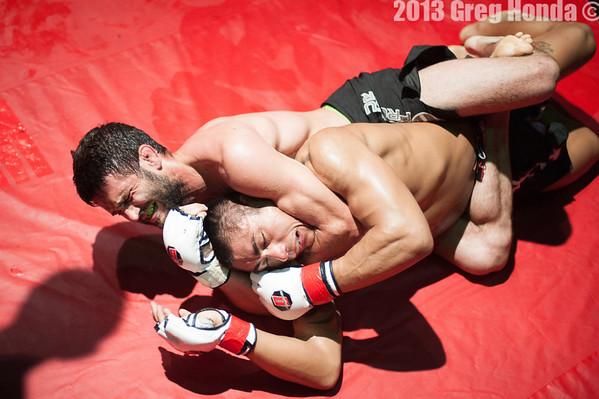 Ricky Wallace vs Ryan Mulvihill