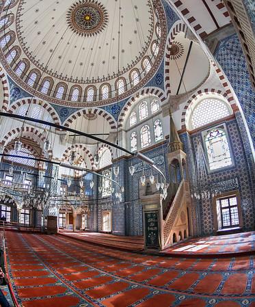 Rüstem Pascha Moschee (Rüstem Paşa Camii)