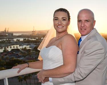 Janice & Timothy Wedding