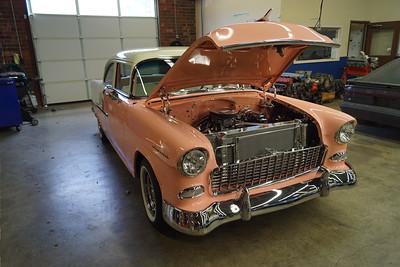 Danny B 55 Chevy
