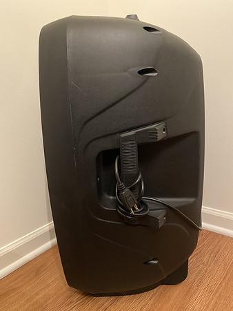 Ion Speakers