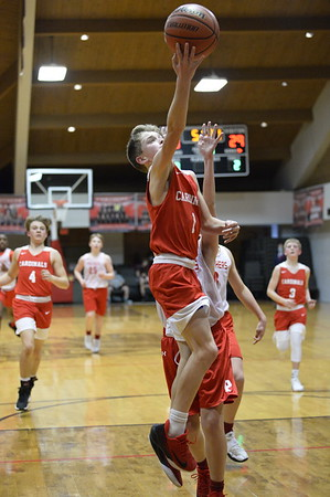 FWC Basketball MS 8th 2-2-2021