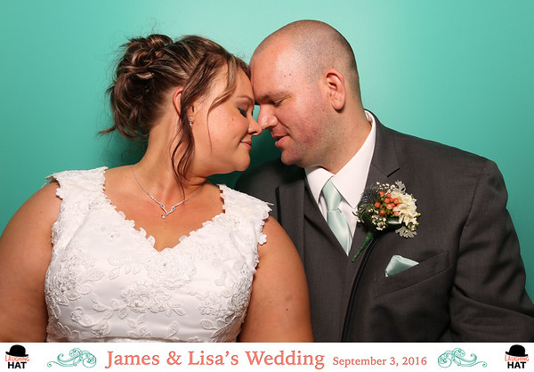 James & Lisa's Wedding