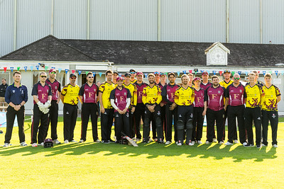 vs Somerset CCC - Pre-Match