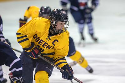 Women's Hockey - Queen's at Toronto 20150110