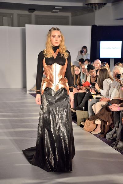 Fabricated Fashion @ LFW SS 2015