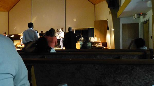 2013 - 06 - Lucas Baptism