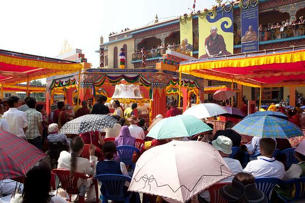 Kudung of Kyabje Tenga Rinpoche
