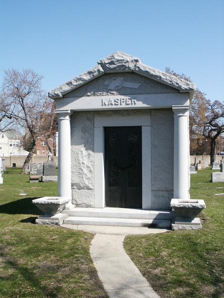 Kasper Mausoleum