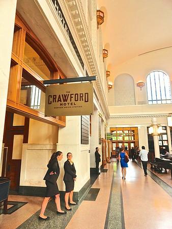 Denver Union Station (A Transportation Center)