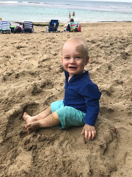 Leif Ke'e beach