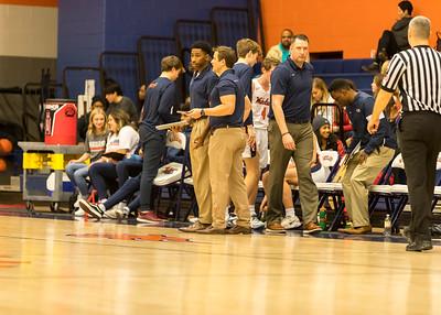 Wakeland Varsity Basketball vs Liberty 2.7.20