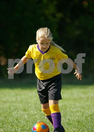 10/02/2005 (Girls U7) Storm vs Thunder