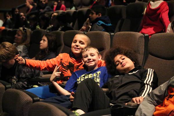 Big Screens, Little Folks School Field Trips