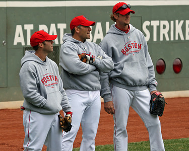 Red Sox, April 14, 2007