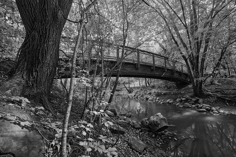Minnehaha Creek at 14th Ave.