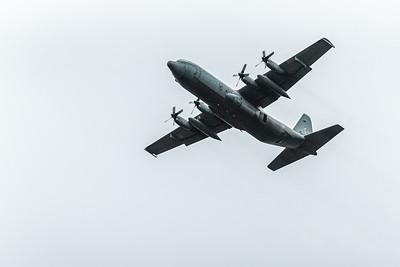 2020 Week 31 - Airforce exercise Ginkelse heide