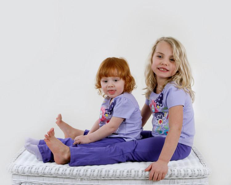 Victoria and Layla