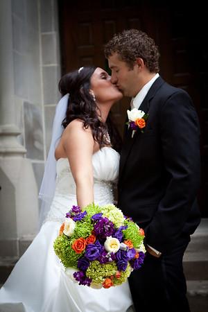 Eilbeck-Cusic Wedding