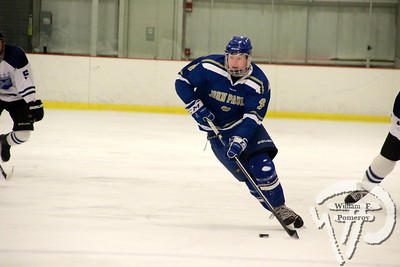 BOYS' ICE HOCKEY ■ vs. Mashpee / Monomoy — 2 . 13 - 2018