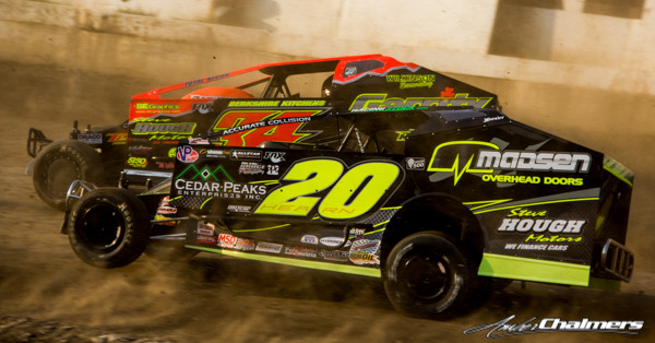 Lebanon Valley Speedway 7.11.15 - Amber Chalmers