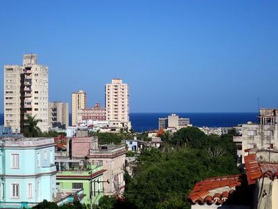 Cuba buildings