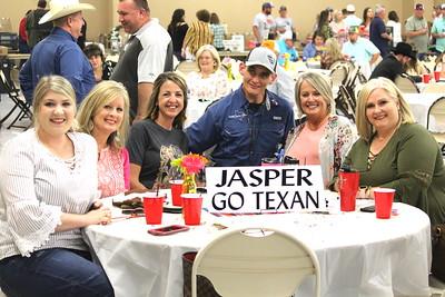 Go Texan Spring Fling Scholarship Fundraiser held May 4
