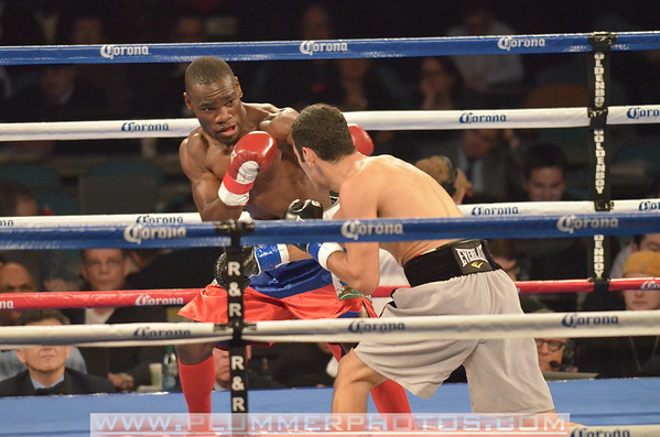 VICENTE ESCOBEDO vs. EDNER CHERRY 02/16/2013