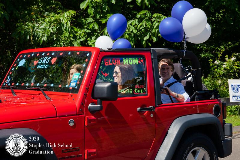 Dylan Goodman Photography - Staples High School Graduation 2020-25.jpg
