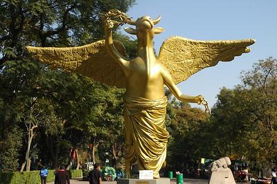 CowParade Mexico City 2005
