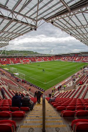 Rotherham United vs Middlesbrough