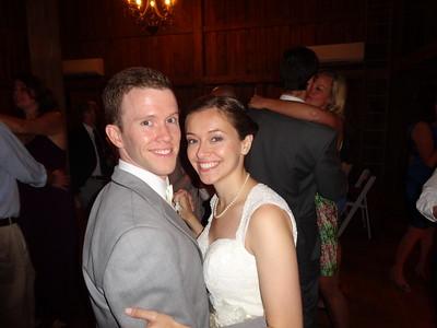 Jessica and Chris
