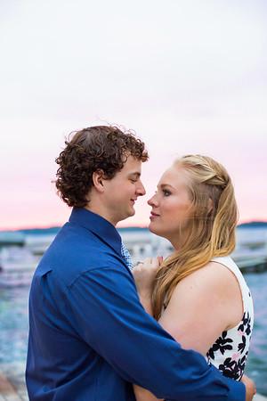 Bridget & Ryan {engagement session}