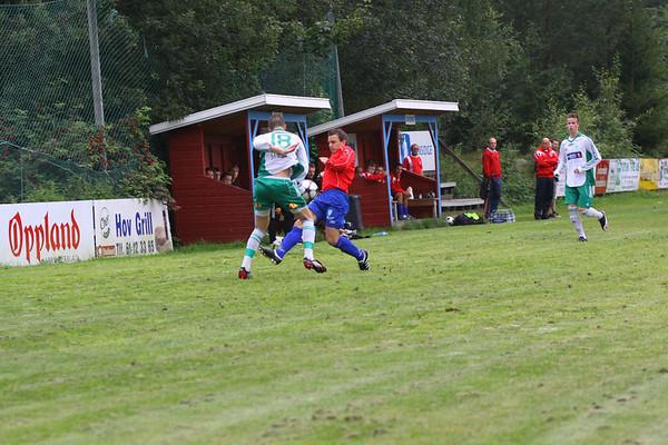 20090810 - Søndre Land - HamKam 2-2