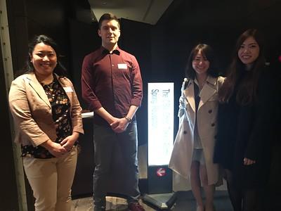 2017 CSU, Chico Alumni Gathering in Tokyo