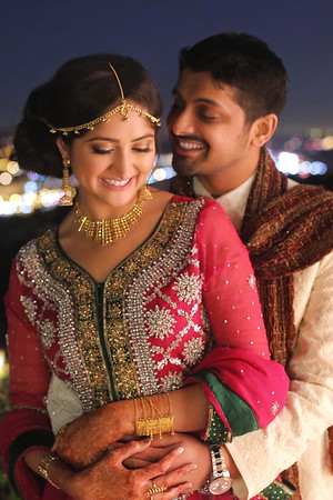 Faizah + Zaahir | Orange County Reception