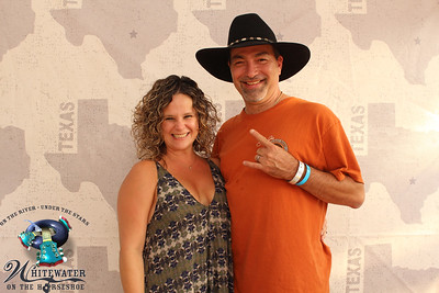 Whitewater Amphitheater Randy Rogers and Kevin Fowler